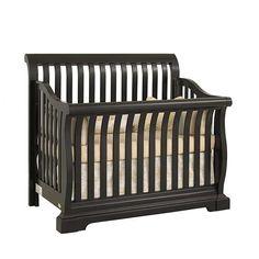 Munire Lifetime Crib Sussex Black