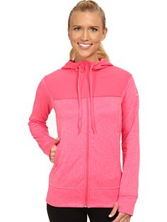 adidas Go-To Fleece Full-Zip Hoodie - SMALL $40