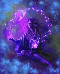 eternal-spirit-soul: Magic is within us … and all around us ! All we need now is the eye to see …~*~Sending love and light to all you beautiful souls ♥
