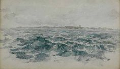 Whistler, Off the Dutch coast c.1883-1884