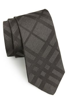 Burberry London 'Eaton' Woven Silk Tie available at #Nordstrom