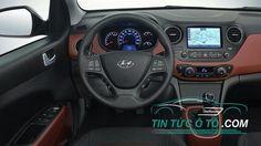 Sedan Hyundai Grand i10 2017 sẽ được bán ở Ấn Độ vào ngày 20/4/2017