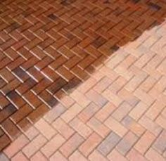 Stains Colors And Brick Pavers On Pinterest
