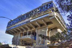 Galería de Clásicos de arquitectura: Biblioteca Nacional Mariano Moreno / Testa, Bullrich y Cazzaniga - 17