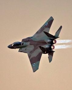 Israeli F15