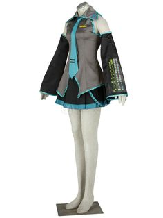 Cosplay comme Hatsune Miku de VOCALOID-No.2