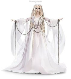 Barbie Collector - Haunted Beauty Ghost Barbie (Gold Label)