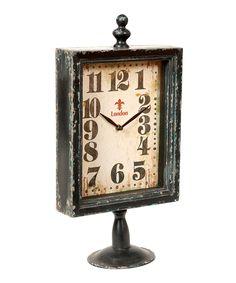 .. vintage style clocks