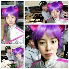Song Ji Hyo and Kang Gary, Running Man ep. 222