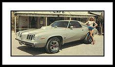 """'73 Pontiac Grand Am Show Car, 1984 (Cosmo's """"ART"""" Gallery) Tags: babe 1984 pontiac 1973 customcar grandam showcar vision:text=0906 vision:car=0801 vision:outdoor=0667 vision:clouds=051"""