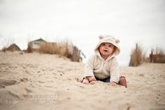 Beach Baby Bundled Up. Source by jwalcott beach photoshoot Beach Baby Photography, Winter Photography, Children Photography, Portrait Photography, Photography Ideas, Cute Baby Photos, Baby Pictures, Family Pictures, Winter Beach