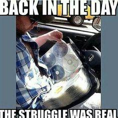 The struggle!!