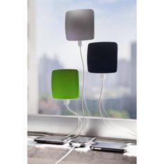 Le chargeur solaire USB chez XD Design