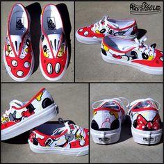 super popular eb093 f1c61 Cute shoes! Zapatos Pintados A Mano, Zapatos Blancos, Zapatos De Moda,  Zapatos