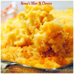 Nana's Mac N Cheese is a vintage recipe that has been slightly updated and still a family favorite! Mac Cheese Recipes, Macaroni And Cheese, Vintage Recipes, Yummy Food, Yummy Recipes, Slipper, Ethnic Recipes, Pasta, Cottage