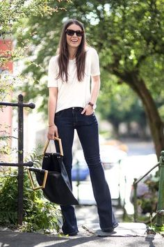 10 wardrobe essentials every woman should own (including the best denim of all) - see them all by clicking