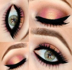 using too faced 'chocolate bar' palette.