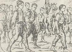 Santeos: Η γενοκτονία για τους «αδέκαστους» ιστορικούς History, Blog, Editorial, Art, Art Background, Historia, Kunst, Blogging, Performing Arts