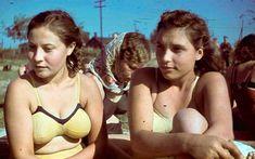 История купальника. Часть 5, 1940-е