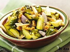 Baked Brussels Sprouts Recipe