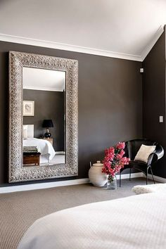 I need a big mirror like this in my bedroom