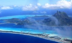 So Pacific island.  I'm going there 2015!