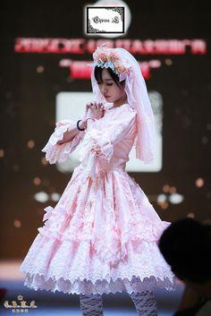 CXC 2015 fashion show (China)