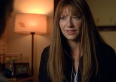 Fringe, Olivia Dunham (?), great tv show.