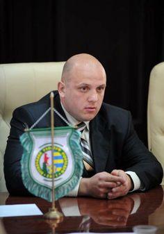 Голова Федерації футболу м. Ужгорода Віктор Качур