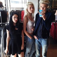 Lucky Blue, Pyper America & Starlie Smith