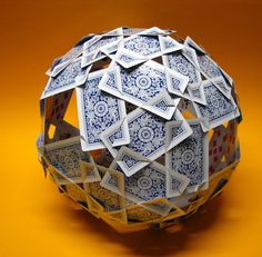 https://flic.kr/p/8tvmPo | Following the edges of the snub cuboctahedron | Still four to build... | 2016/4/21 下午 03:06