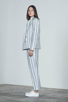 Stripes and revamped vintage fashion from King & Tuckfield