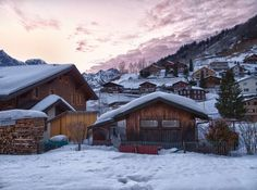 Engelberg, Switzerland - Flickr user Jos Dielis