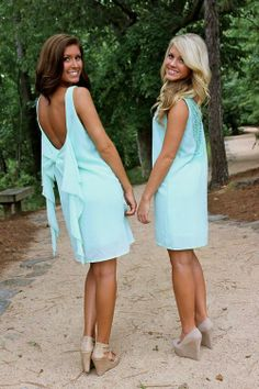 So . . .we're taking this picture . . .sorority recruitment dresses