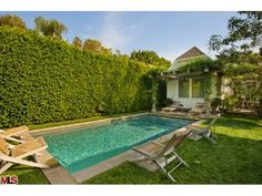Inside the House: Lea Michele's Little Bungalow; Pretty Enough to Sing About | Luxury Homes