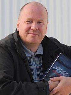 Arnaldur INDRIDASON : IJslandse thrillerauteur