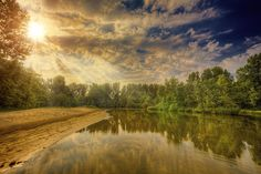 sunset by Bertus Van De Vorstenbosch on 500px