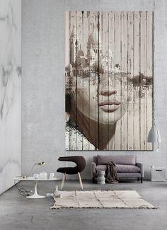Los murales de Antonio Mora y dos DIY | Decoración