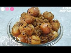 PYAAZ KA ACHAR | Onion Pickle Recipe | Jaipur Jaayka - YouTube Jaipur, Pickles, Onion, The Creator, Ethnic Recipes, Youtube, Food, Onions, Essen