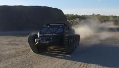The Jaw Dropping Ripsaw EV2 Could be Your Very Own Tank
