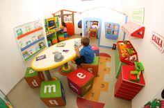 Restaurantes com espaço para crianças