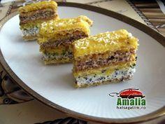 Prajitura Furnicuta (Prajitura Furnicuta 0) imagine reteta Romanian Desserts, Romanian Food, My Recipes, Cake Recipes, Dessert Recipes, Cata, Food Cakes, Cake Cookies, Food Art