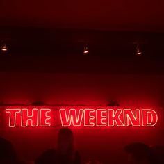 Discovered by abel tesfaye. Find images and videos about red, neon and the weeknd on We Heart It - the app to get lost in what you love. The Weeknd Wallpaper Iphone, Neon Wallpaper, Unique Wallpaper, Wallpaper Quotes, Girl Wallpaper, Red Aesthetic Grunge, Neon Aesthetic, Aesthetic Collage, Photo Wall Collage
