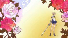 Sailor Moon Crystal Infinity Arc Ending - Sailor Neptune Sailor Neptune, Sailor Uranus, Sailor Moon Wallpaper, Sailor Moon Crystal, Disney Characters, Fictional Characters, Aurora Sleeping Beauty, Anime, Princess Zelda