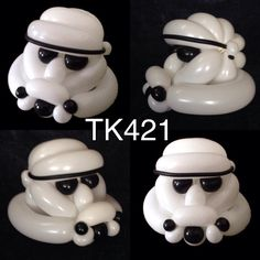 Star Wars Stormtrooper balloon by Mr. Boma