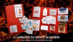 DANTEDì: IL LAPBOOK DI DANTE E LA DIVINA COMMEDIA Commedia, Dante Alighieri, Interactive Notebooks, Mini Books, School, Interactive Science Notebooks