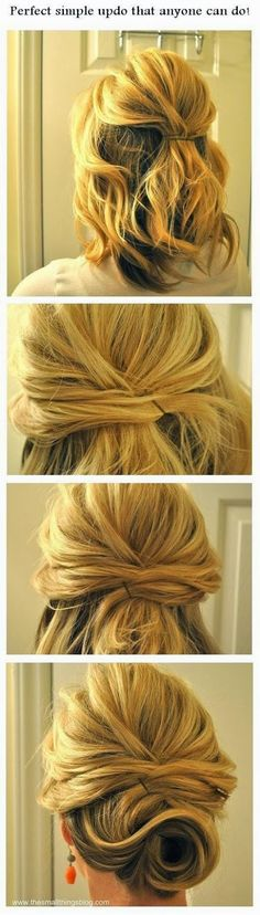 women's style 2013: Hair Picture Tutorials