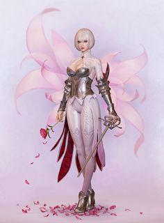 ArtStation - Lucia, Bohyun Kim