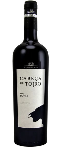 Cabeca de Toiro, wines from Portugal by Prestige Wine Group -- opened this one tonight. Very nice