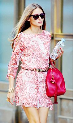Olivia Palermo  How to Get Olivia Palermo's Summer Style at Home via @mydomaine